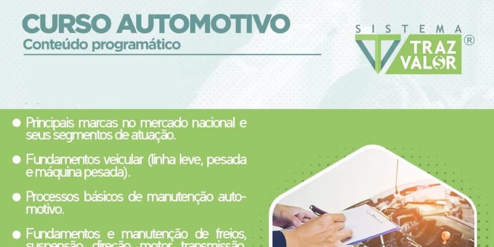 CURSO AUTOMOTIVO